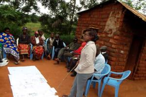 The Water Project: Mbindi Community C -  Training