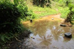 The Water Project: Gbaneh Bana SLMB Primary School -  Alternative Source
