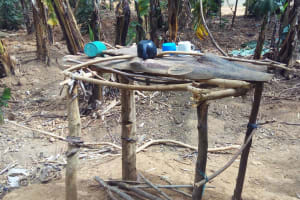 The Water Project: Shitoto Community, William Manga Spring -  Dish Rack
