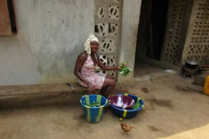 The Water Project: New London, 9 Jalloh Street -  Community Activities