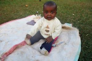 The Water Project: Wamuhila Community, Isabwa Spring -  Lupita Recovering From Sickness