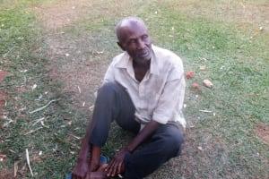 The Water Project: Wamuhila Community, Isabwa Spring -  Mr Nazan Mafao