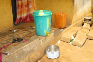 The Water Project: New London, 9 Jalloh Street -  Hand Washing Station