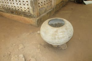 The Water Project: New London, 9 Jalloh Street -  Clay Pot