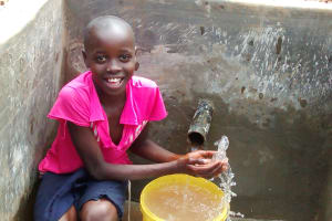 The Water Project: Shikhuyu Community -  Clean Water