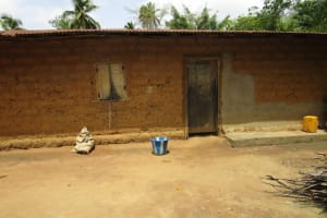 The Water Project: Baya Community -  Household