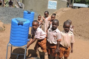 The Water Project: Compassion Primary School -  Hand Washing