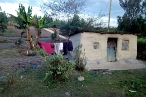 The Water Project: Mwiyala Community, Benard Spring -  Household
