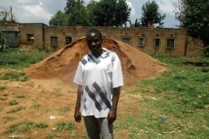 The Water Project:  Peter Ondiek