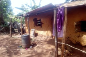 The Water Project: Lutonyi Community, Shihachi Spring -  Household
