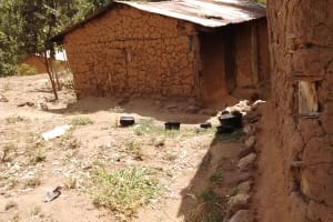 The Water Project: Irenji Community, Shianda Spring -  Household
