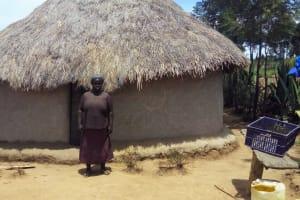 The Water Project: Futsi Fuvili Community, Shikanga Spring -  Household