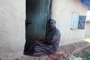 The Water Project: Wamuhila Community, Isabwa Spring -  Homestead