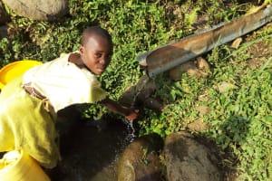 The Water Project: Shitoto Community, William Manga Spring -  Manga Spring