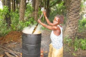 The Water Project: Baya Community -  Community Activities