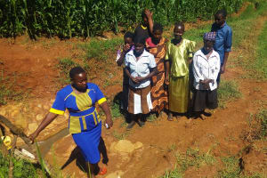 The Water Project: Shitaho Community B, Isaac Spring -  Training