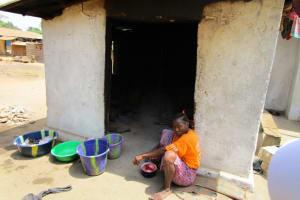 The Water Project: Kasongha Community, 16 Komrabai Road -  Kitchen