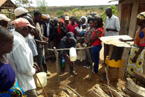 The Water Project: Maluvyu Community A -  Training