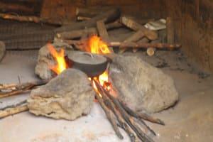 The Water Project: Kasongha Community, 16 Komrabai Road -  Inside Kitchen