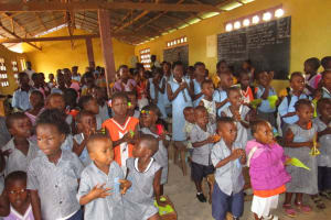 The Water Project: Word of Life Bilingual School -  Training