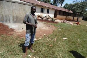 The Water Project: Ebusiloli Primary School -  Naftali Olilo Field Worker