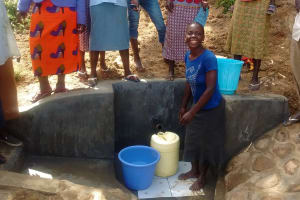 The Water Project: Elukho Community -  Clean Water