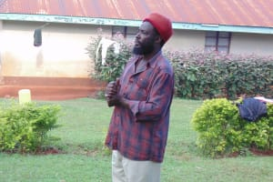 The Water Project: Mahanga Community -  Mr Omollo