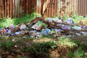 The Water Project: Mumias Central Primary School -  Trash