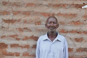 The Water Project: Ikulya Community -  Household Joseph Kitheka