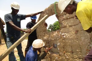 The Water Project: Victory Evangelical Church -  Well Cover