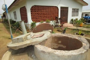 The Water Project: Tholmosor Community -  Breaking Ground