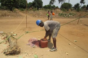The Water Project: Victory Evangelical Church -  Drilling