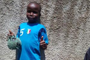 The Water Project: Ebusiloli Primary School -  Brian Sabastian Deputy Wash President