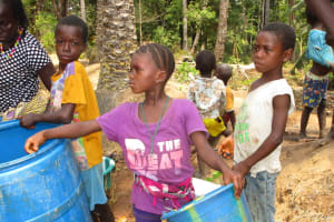 The Water Project: Mapeh Community -  Flushing