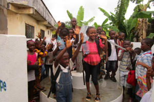 The Water Project: Word of Life Bilingual School -  Clean Water Celebration