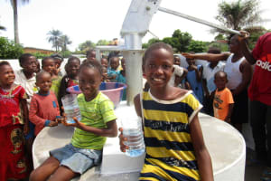 The Water Project: Tholmosor Community -  Clean Water Celebration