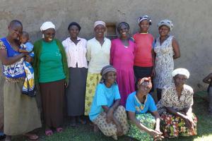 The Water Project: Murumba Community, Muyokani Spring -  Water User Committee