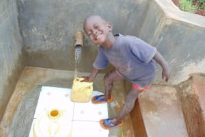 The Water Project: Mahanga Community -  Clean Water