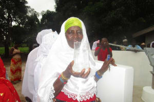 The Water Project: Malokoh Community, #4 Mabesseneh Road -  Clean Water Celebration