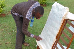 The Water Project: Mahanga Community -  Training