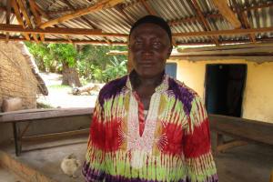 The Water Project: Rogbere Community -  Chief Pa Komrabai Bangura