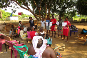 The Water Project: Tholmosor Community -  Training