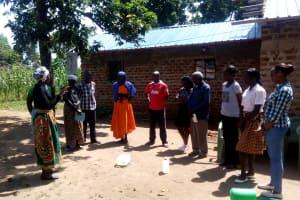 The Water Project: Emakaka Community -  Training