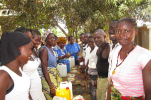 The Water Project: Malokoh Community, #4 Mabesseneh Road -  Training