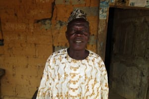 The Water Project: Ponka Village -  Pa Sorie Kamara