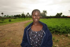 The Water Project: Sumbuya Community, Quarry Road -  Mamusa Bangura