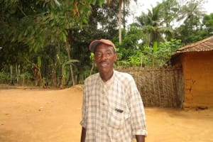 The Water Project: Mapeh Community -  Interview Musa Dumbuya