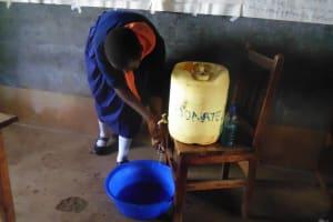 The Water Project: Ebusiloli Primary School -  Hand Washing Demo
