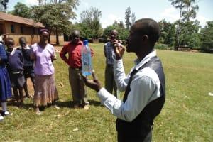 The Water Project: Ebusiloli Primary School -  Solar Disinfection