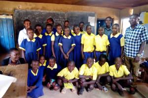 The Water Project: Kakubudu Primary School -  Training Participants